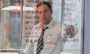 Ben Affleck em 'O contador' Foto: Divulgação