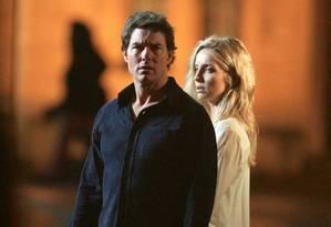 Tom Cruise e Annabelle Wallis em 'A múmia' Foto: Divulgação