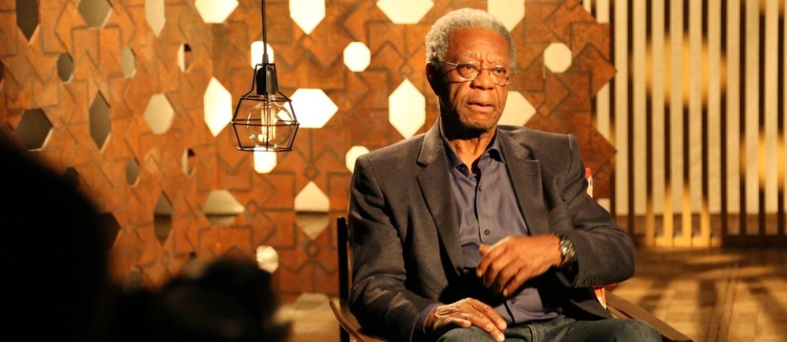 O ator Milton Gonçalves Foto: Divulgação