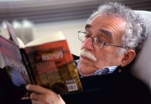 O escritor colombiano Gabriel García Márquez Foto: Claudia Rubio / El Tiempo