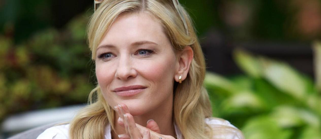 """A atriz Cate Blanchett no filme """"Blue Jasmine"""" Foto: Divulgação"""
