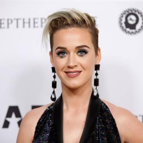 Cantora Katy Perry Foto: DANNY MOLOSHOK / REUTERS