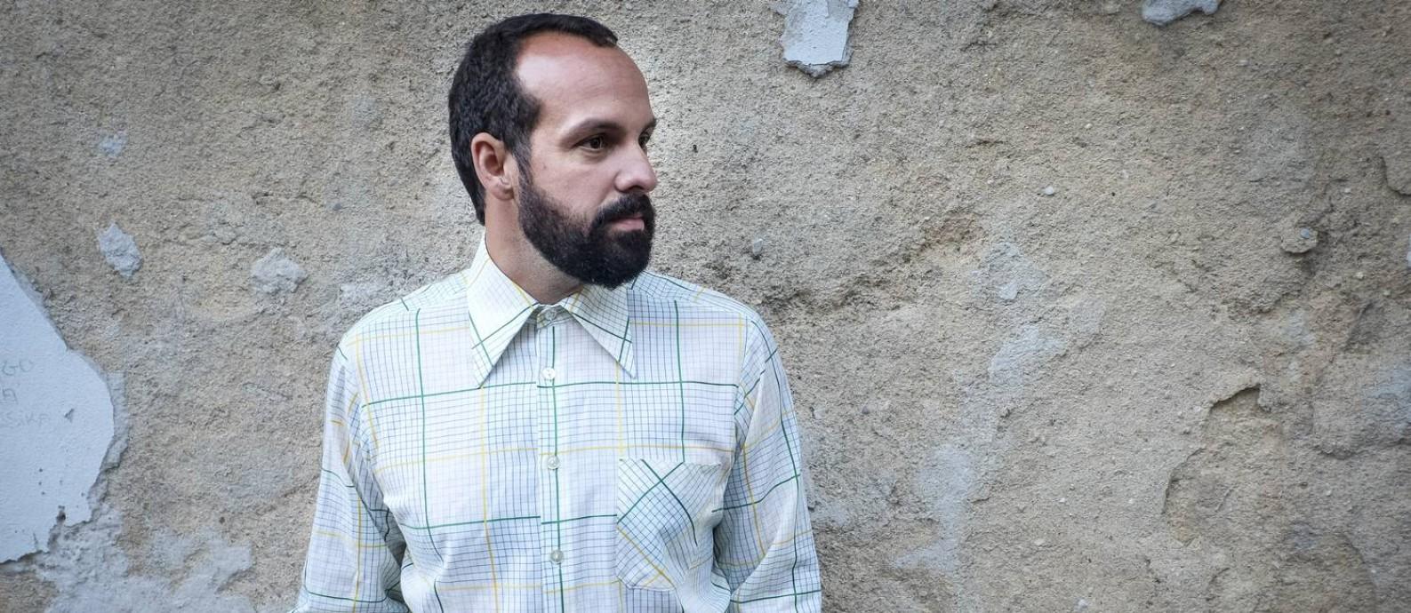 O cantor Momo Foto: Divulgação