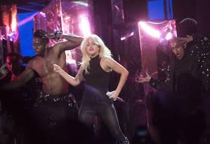 Lady Gaga no Coachella Foto: VALERIE MACON / AFP