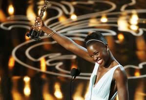 A atriz conquistou o Oscar de melhor atriz coadjuvante por seu trabalho em '12 anos de escravidão' Foto: Lucy Nicholson / Divulgação