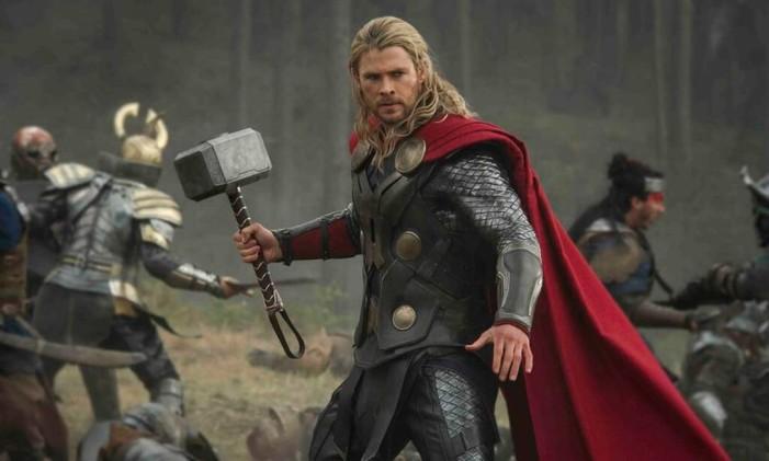 """""""Thor: O mundo sombrio"""" (2013) Foto: Divulgação"""