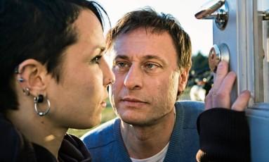 Michael Nyqvist em 'Os homens que não amavam as mulheres' Foto: Divulgação