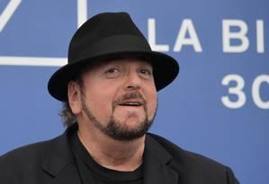 O diretor de cinema James Toback, acusado de mais de 200 casos de assédio sexual Foto: Tiziana Fabi / AFP