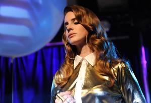 A cantora Lana Del Rey Foto: Divulgação