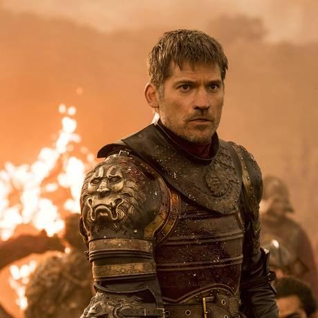 Nikolaj Coster-Waldau no papel de Jaime Lanister Foto: Macall B. Polay / AP