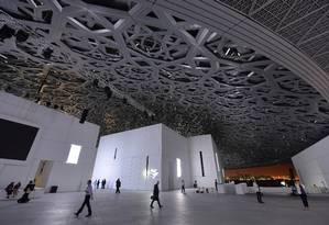 Louvre de Abu Dhabi Foto: GIUSEPPE CACACE / AFP