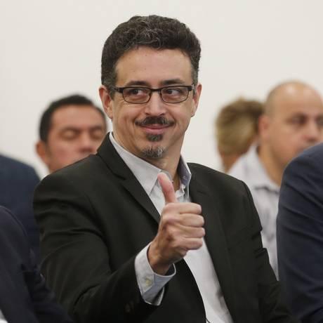Ministro da Cultura Sérgio Sá Leitão lança novas regras para Lei Rouanet em São Paulo Foto: Marcos Alves / Agência O Globo