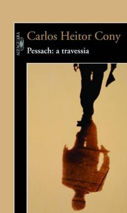 """Capa de """"Pessach: a travessia"""" Foto: Reprodução"""