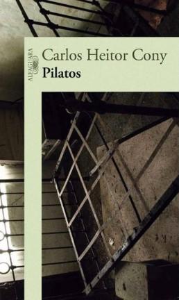 """Capa de """"Pilatos"""", de Carlos Heitor Cony Foto: Reprodução"""
