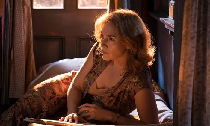 Kate Winslet em 'Roda Gigante' Foto: Divulgação