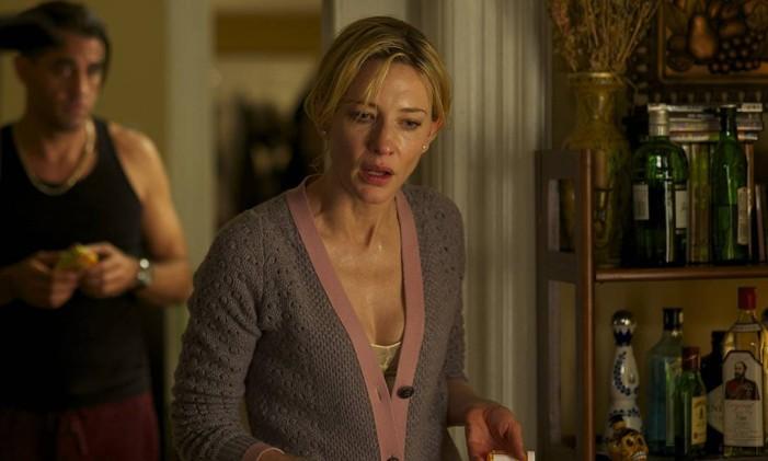 Cate Blanchett em 'Blue Jasmine' Foto: Divulgação