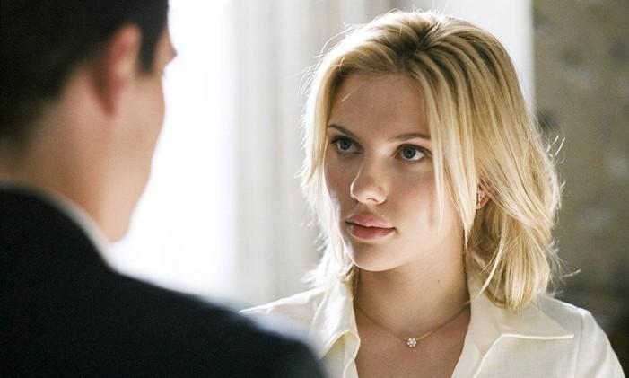 Scarlett Johansson em 'Match Point' Foto: Divulgação