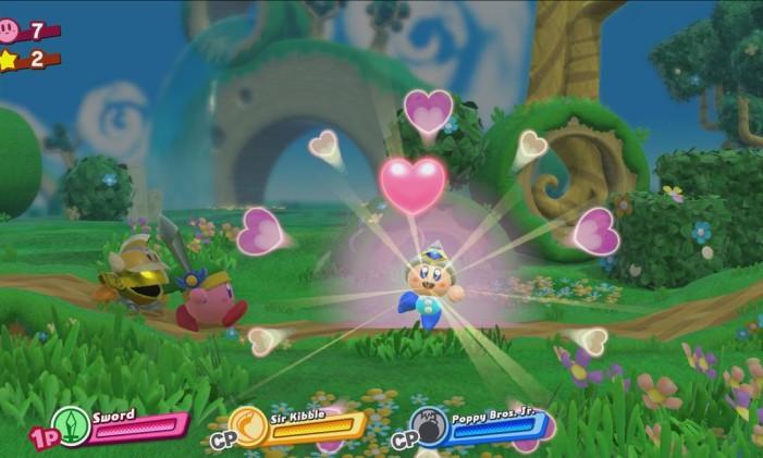 'Kirby Star Allies' Foto: Divulgação