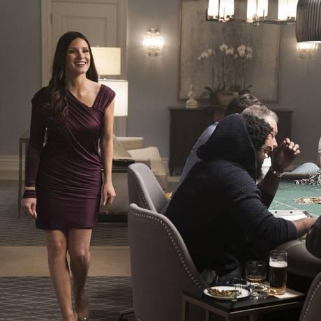 Jessica Chastain em 'A grande jogada' Foto: Michael Gibson / Divulgação