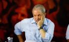 O ex-presidente Luiz Inácio Lula da Silva Foto: Aloisio Mauricio/Fotoarena / Agência O Globo / Agência O Globo