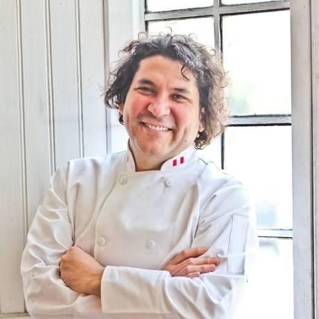 O chef peruano Gastón Acurio Foto: Divulgação