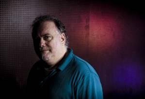Bruce Miller, criador de 'The handmaid's tale' Foto: Leo Martins / Agência O Globo