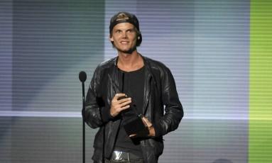 DJ sueco Avicii foi encontrado morto em Mascate, capital do Omã Foto: John Shearer / John Shearer/Invision/AP