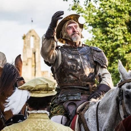 Filme 'O homem que matou Dom Quixote