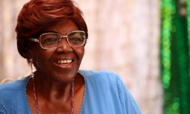 Dona Ivone Lara em retrato de 2016 Foto: Divulgação