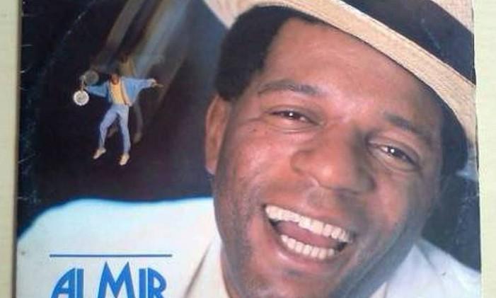 Capa do LP Almir Guineto (1986) Foto: Divulgação
