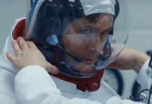 Ryan Gosling em 'O primeiro homem' Foto: Divulgação