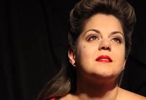 A soprano brasileira Gabriella di Laccio Foto: Divulgação/Andres Landino