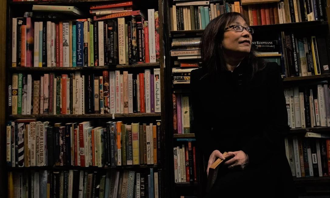 A autora e crítica americana Michiko Kakutani Foto: Petr Hlinomaz / Divulgação