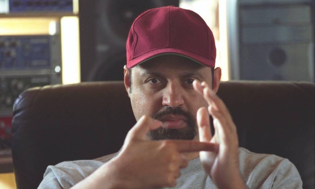 Marcelo Yuka em 2003 Foto: Gabriel de Paiva