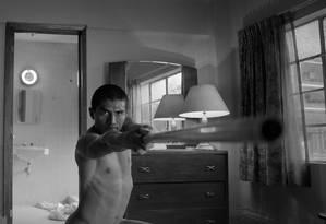 Jorge Antonio Guerrero interpreta Fermín em 'Roma', de Alfonso Cuarón Foto: Divulgação