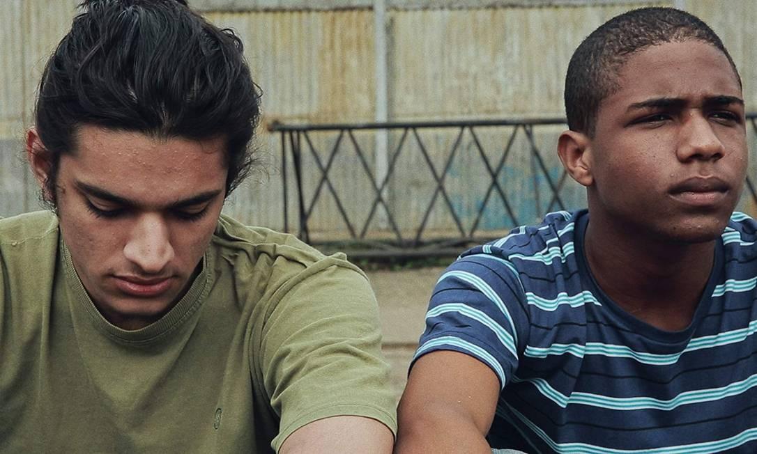 Cena de 'Sócrates' Foto: Divulgação