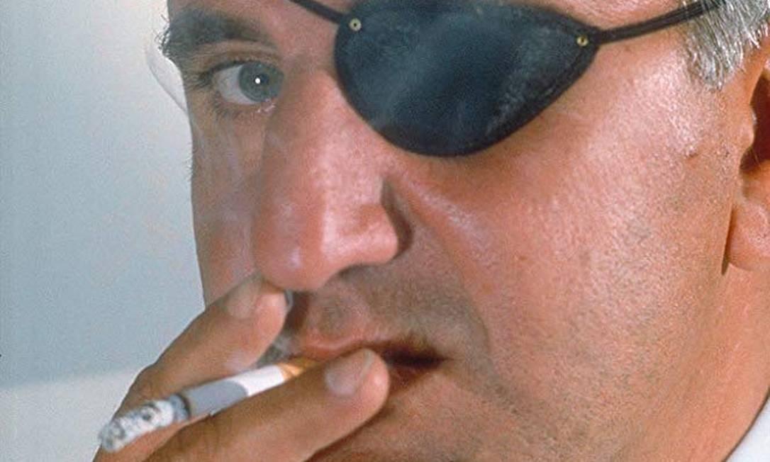 """Emilio Largo- vilão 1965 do filme """"007 Contra a Chantagem Atômica"""" rouba duas armas nucleares e tenta usá-las para extorquir dinheiro de vários governantes pelo mundo. No entanto, os mísseis são recuperados e destruídos com segurança por Bond e pela Guarda Costeira dos EUA Foto: Divulgação"""