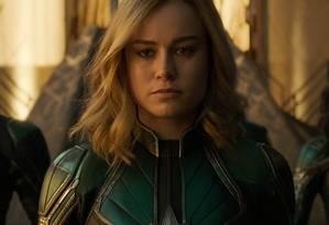 Carol Danvers (Brie Larson) em