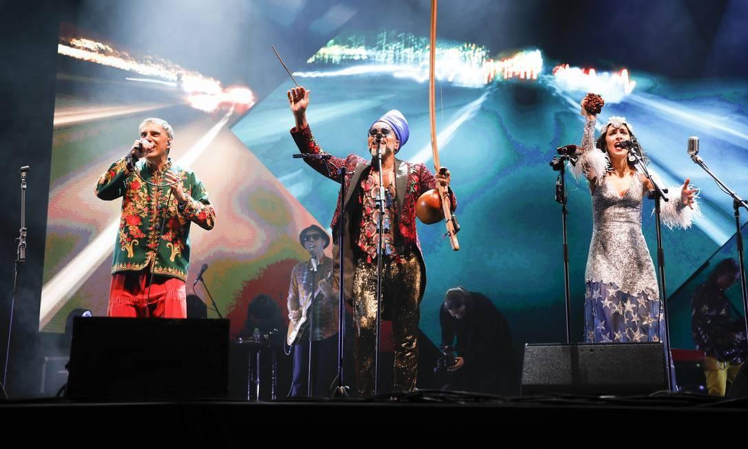 Os Tribaliastas lançam, neste final de semana, o áudio e vídeo da turnê