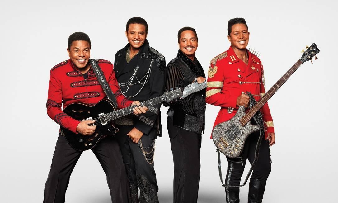 The Jacksons Foto: Divulgação
