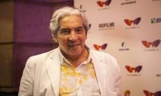 O cineasta Domingos de Oliveira Foto: Hermes de Paula / Agência O Globo