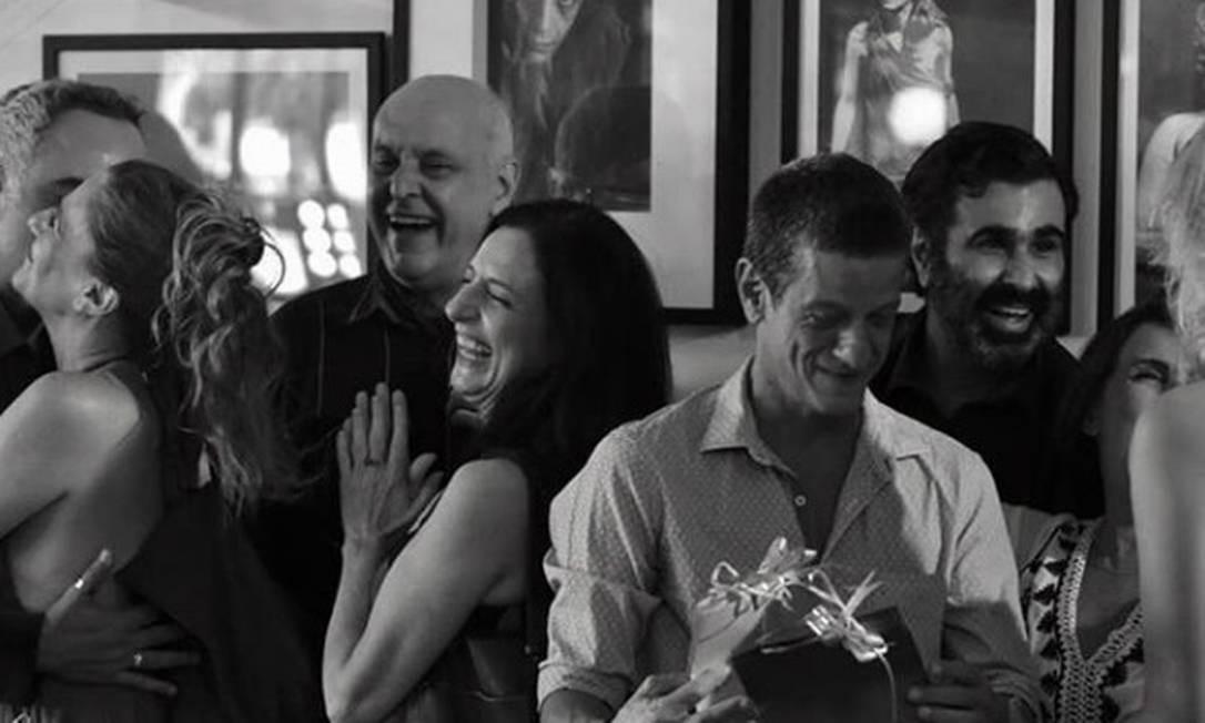 Cena da série 'Mulheres de 50', do Canal Brasil Foto: Reprodução / Instagram