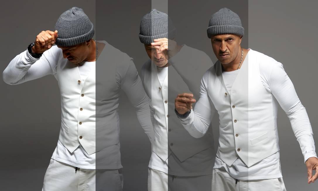 O rapper Mano Brown Foto: Divulgação