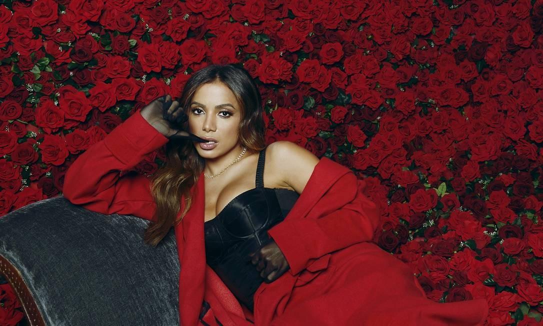 Anitta - Rosa - Foto Carolina Vianna Foto: Carolina Vianna