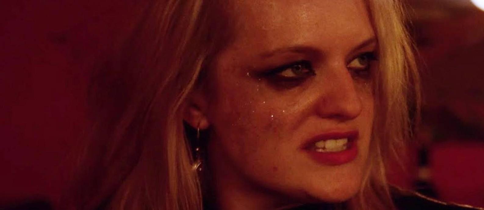 Elisabeth Moss como Becky no filme