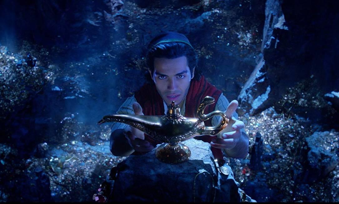 'Aladdin' Foto: Divulgação