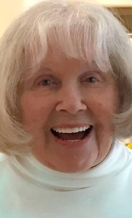 A atriz em 2019, em imagem publicada por sua fundação de proteção aos animais, a Doris Day Animal Foundation, em comemoração aos seu 97 anos. Foto: Reprodução/DDAF
