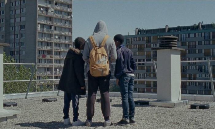 """""""Les misérables"""" (Ladj Ly) Foto: Reprodução/Cannes"""