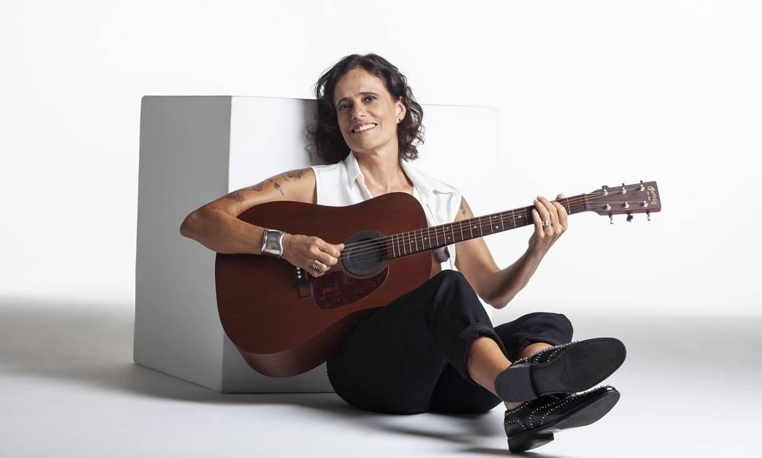 A cantora Zélia Duncan Foto: Roberto Setton / Divulgação/Roberto Setton