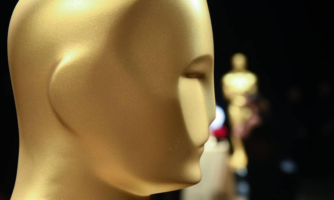 Estatueta do Oscar Foto: ROBYN BECK / AFP